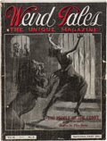 Pulps:Horror, Weird Tales - September '23 (Popular Fiction, 1923) Condition:GD/VG....