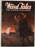 Pulps:Horror, Weird Tales - January '24 (Popular Fiction, 1924) Condition:VG-....