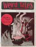 Pulps:Horror, Weird Tales - May '23 (Popular Fiction, 1923) Condition: FR/GD....