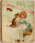 Books:Children's Books, Helena Maguire, Walter Paget, Lizzie Mack, et al. Blue Eyes andCherry Pies. Ernest Nister and E.P. Dutton, [n.d...