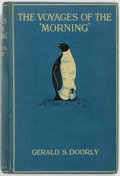 Books:Non-fiction, Gerald S. Doorly. The Voyages of the 'Morning'. Smith, Elder& Co., 1916. First edition. Illustrated. Folding ma...