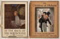 Books:Children's Books, [Jessie Willcox Smith, illustrator]. Two Illustrated Works. Variouspublishers. Original bindings and dust jackets. Some chi... (Total:2 Items)
