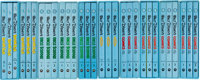 The Carl Barks Library Complete Ten Volume Set Signed by Carl Barks (Another Rainbow, 1983-90).... (Total: 10 Items)