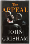 Books:Fiction, John Grisham. SIGNED. The Appeal. Doubleday, 2008. Firstedition. Signed by the author on the FFEP. Publisher's ...