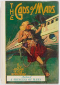 Books:Science Fiction & Fantasy, Edgar Rice Burroughs. The Gods of Mars. Edgar Rice Burroughs, Inc., Publishers, 1940. First edition. Frontispiec...