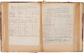 Political:Small Paper (1896-present), Theodore Roosevelt: 1912 Progressive Party Nominating Petitions. ...