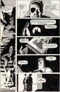 Original Comic Art:Panel Pages, Dave Sim Cerebus #18 Page 8 Original Art (Aardvark-Vanaheim,1980)....