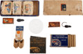 General Historic Events:World Fairs, World's Fair of 1939: Assorted Souvenirs....