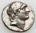 Ancients:Greek, Ancients: SELEUCID KINGDOM. Demetrius I Soter (162-150 BC). ARtetradrachm (16.55 gm)....