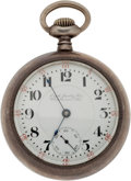 Antiques:Clocks & Watches, Winnemucca, Nevada: A Fine Silver and Gold Man's Pocket Watch. ...