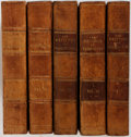 Books:Reference & Bibliography, [George Washington]. The Writings of George Washington.Russell, Odiorne, and Metcalf, 1835. Volumes two, three,... (Total:5 Items)