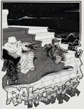 Original Comic Art:Splash Pages, Dave Sim and Gerhard Cerebus #185 Splash Page 2 Original Art(Aardvark-Vanaheim, 1994)....
