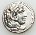Ancients:Greek, Ancients: MACEDONIAN KINGDOM. Alexander III the Great (336-323 BC).AR tetradrachm (17.16 gm)....
