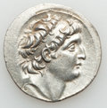 Ancients:Greek, Ancients: SELEUCID KINGDOM. Antiochus VII (AD 138-129 BC). ARtetradrachm (16.40 gm)....