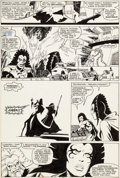 Original Comic Art:Panel Pages, John Byrne and Terry Austin The X-Men #135 Original Art(Marvel, 1980)....