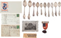 General Historic Events:Expos, Pan American Exposition: Sixteen Souvenirs.... (Total: 16 Items)