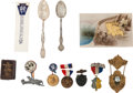 General Historic Events:Expos, G.G.I.E., Philadelphia, Firefighting and Transportation-Related Souvenirs. ... (Total: 11 Items)