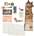 General Historic Events:World Fairs, Century of Progress Chicago's World's Fair of 1933 Souvenirs. ... (Total: 8 Items)