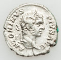 Ancients:Roman Imperial, Ancients: Caracalla (AD 198-217). AR denarius (2.97 gm)....