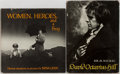 Books:Photography, Group of Two (2) Books on Photography including: Dr. H. Nickel. David Octavius Hill. [and:] Nina Leen. ... (Total: 2 Items)