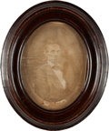 Political:Small Paper (pre-1896), Abraham Lincoln: The Photographer's Personal Copy of His Portrait. ...