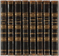 Books:Fiction, [Captain Frederick Marryat]. Eight Works by Captain Marryatincluding: The King's Own, 1856; Frank Mildmay, ...(Total: 8 Items)