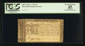 Colonial Notes:Maryland, Maryland January 1, 1767 $6 PCGS Apparent Extremely Fine 45.. ...