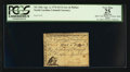 Colonial Notes:North Carolina, North Carolina April 2, 1776 $1/2 Crow and Pitcher PCGS ApparentVery Fine 25.. ...