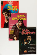 Silver Age (1956-1969):Horror, Dark Shadows Group (Gold Key, 1969-76) Condition: Average VG....(Total: 29 Comic Books)