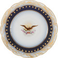 Political:Presidential Relics, Benjamin Harrison: White House China....