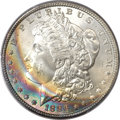 Morgan Dollars, 1886 $1 MS67+ PCGS. CAC....