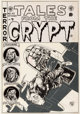 Jack Davis Tales From the Crypt #43 Cover Original Art (EC, 1954)