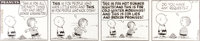 Charles Schulz Peanuts Daily Comic Strip Original Art dated 8-19-59 (United Feature Syndicate, 1959)