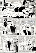 Original Comic Art:Panel Pages, Wally Wood Daredevil #5 Matador Page 20 Original Art(Marvel, 1964)....
