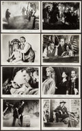 """Movie Posters:Horror, The Haunted Palace (American International, 1963). Photos (32) (8""""X 10""""). Horror.. ... (Total: 32 Items)"""