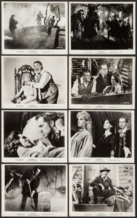 """The Haunted Palace (American International, 1963). Photos (32) (8"""" X 10""""). Horror. ... (Total: 32 Items)"""