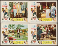 "Tickle Me (Allied Artists, 1965). Lobby Cards (4) (11"" X 14""). Elvis Presley. ... (Total: 4 Items)"