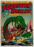 Golden Age (1938-1955):Horror, Forbidden Worlds #5 (ACG, 1952) Condition: FN....
