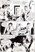 Original Comic Art:Panel Pages, Jim Aparo The Brave and the Bold #116 Page 20 Original Art(DC, 1974)....