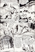 Original Comic Art:Panel Pages, Bernie Wrightson House of Mystery #188 Page 5 Original Art(DC, 1970)....