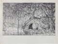 Original Comic Art:Miscellaneous, Bernie Wrightson Signed Preliminary Pencil Illustration OriginalArt (1987)....