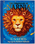 Books:Children's Books, Robert Sabuda [illustrator]. The Chronicles of Narnia. NewYork: HarperCollins Children's Books, 2007. First edition...