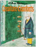 Books:Art & Architecture, Charles Addams. SIGNED. Creature Comforts. New York: Simon and Schuster, [1981]. First edition, first printing. ...