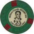 Miscellaneous:Gaming Chips, Las Vegas Casino Chips: Desert Inn $25 Chip....