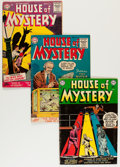 Silver Age (1956-1969):Horror, House of Mystery Group (DC, 1953-61) Condition: Average VG....(Total: 20 Comic Books)