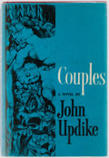 Books:Literature 1900-up, John Updike. INSCRIBED. Couples. 1968. First edition.Inscribed and signed by the author on the front free endpa...