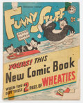 Golden Age (1938-1955):Funny Animal, Funny Stuff #nn (DC, 1946) Condition: GD+....