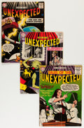 Silver Age (1956-1969):Horror, Tales of the Unexpected Group (DC, 1956-60) Condition: AverageVG.... (Total: 14 Comic Books)