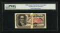 Fractional Currency:Fifth Issue, Fr. 1381 50¢ Fifth Issue Original Band $10 Pack of Twenty PMGCertified.. ...