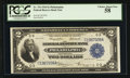 Fr. 754 $2 1918 Federal Reserve Bank Note PCGS Choice About New 58